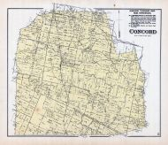 Concord Township, Sugar Tree Ridge, Fairfax, Highland County 1887